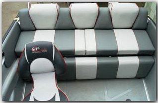 Сиденья, подушки