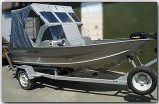 ходовой тент на лодку, катер