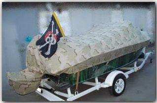 Тенты транспортировочные UMS 470